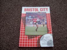 Bristol City v Oxford United, 1988/89 [LC]